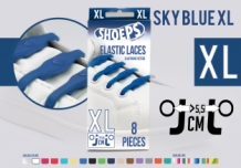 SHOEPS SKY BLUE XL